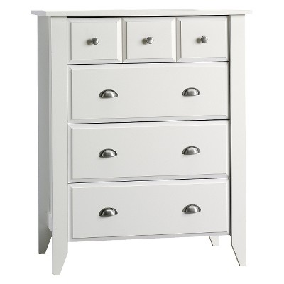 Child Craft 4-Drawer Chest - Matte White