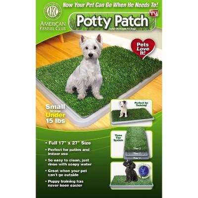 "Eagle Eye Potty Patch - Green (17x27"")"