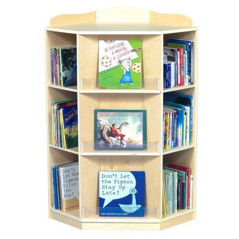 Guidecraft Corner Book Nook