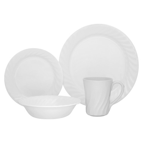 Corelle 16 Piece Set Dinnerware Set - Enhancements