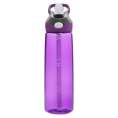 Contigo® AUTOSPOUT® Addison  Water Bottle - Purple (24 oz)