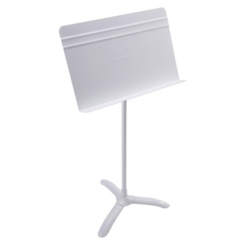 Manhasset M48 Colored Symphony Adjustable Music Stand - White (4801W)