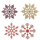 Glitter Snowflake Collection