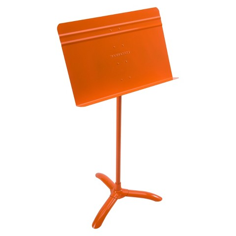 Manhasset M48 Colored Symphony Adjustable Music Stand - Orange (4801O)