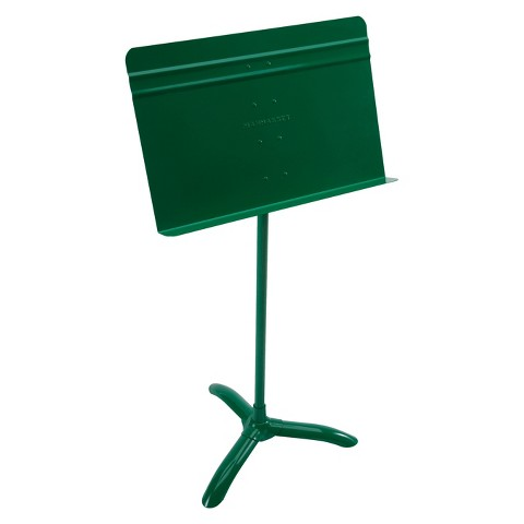 Manhasset M48 Colored Symphony Adjustable Music Stand - Green (4801G)