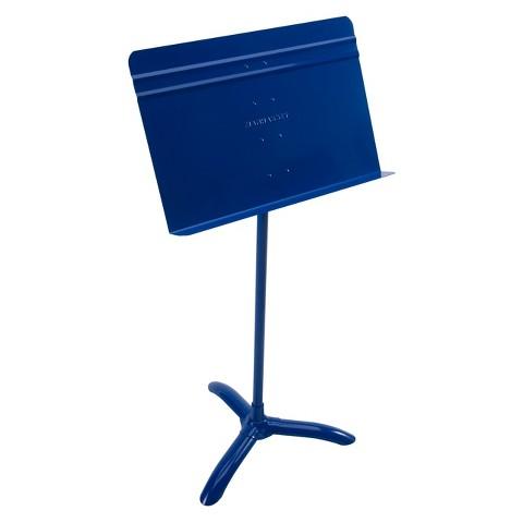 Manhasset M48 Colored Symphony Adjustable Music Stand - Blue (4801B)