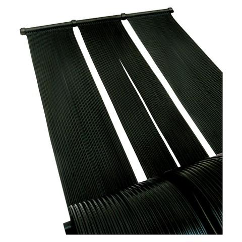Poolmaster Solar Heating Panels - Black