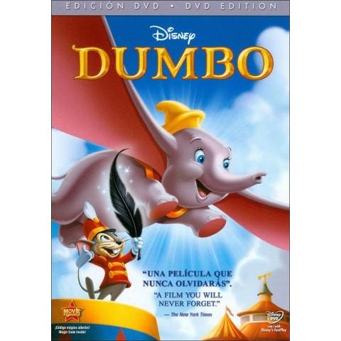 Dumbo (70th Anniversary Edition) (Spanish) (Restored / Remastered) (Widescreen)