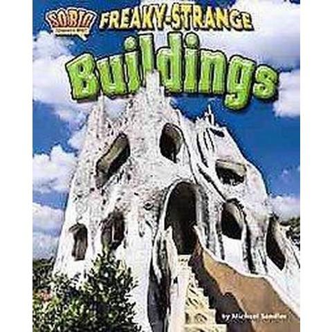 Freaky-strange Buildings (Hardcover)