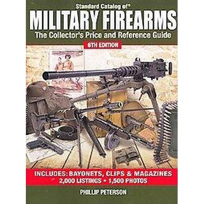 Standard Catalog of Military Firearms (Paperback)