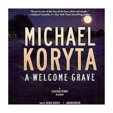 A Welcome Grave (Unabridged) (Compact Disc)