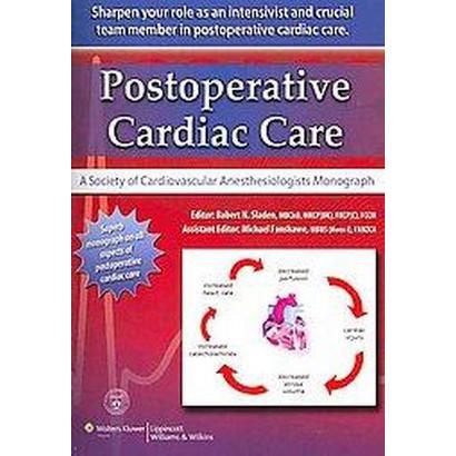 Postoperative Cardiac Care (DVD-ROM)