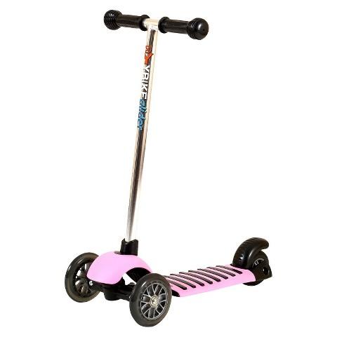 YBIKE Kid's Glider Scooter - Pink