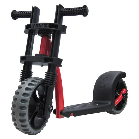 YBIKE Glider - Red/Black