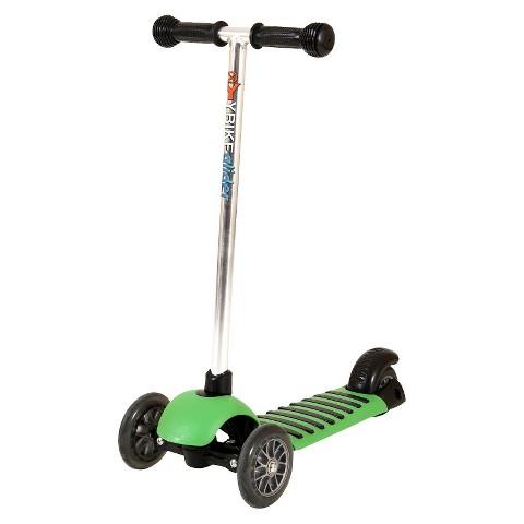 YBIKE Kid's Glider Scooter -Green