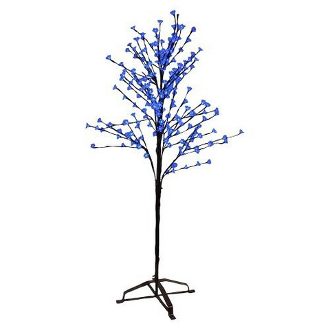 LED Lighted Blossom Tree (6.5')
