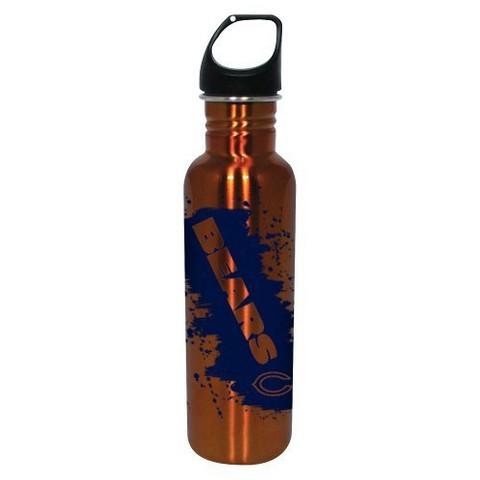 Chicago Bears Water Bottle - Orange (26 oz.)