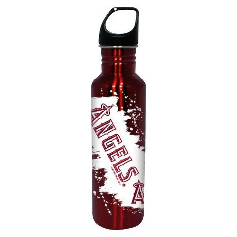 Los Angeles Angels Water Bottle - Red (26 oz.)