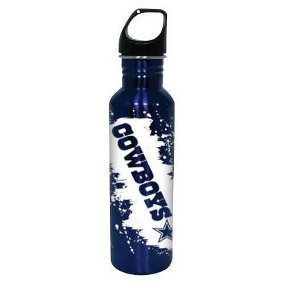 NFL Dallas Cowboys Water Bottle - Blue (26 oz.)