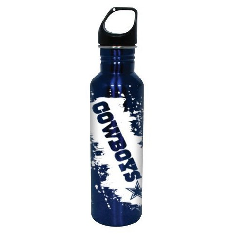 Dallas Cowboys Water Bottle - Blue (26 oz.)
