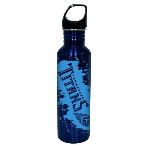 Tennessee Titans Water Bottle - Blue (26 oz.)