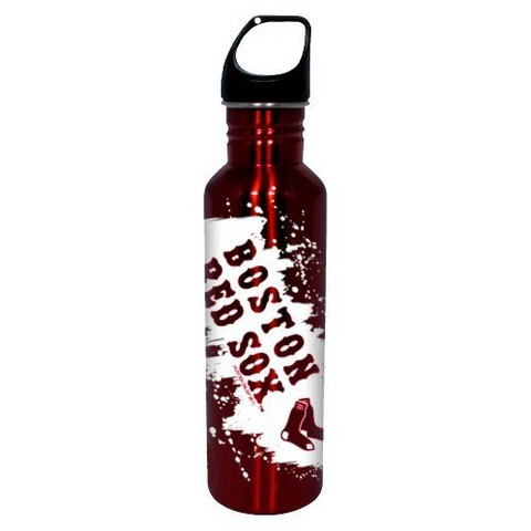 Boston Red Sox Water Bottle - Red (26 oz.)