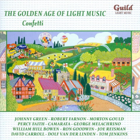 The Golden Age of Light Music: Confetti