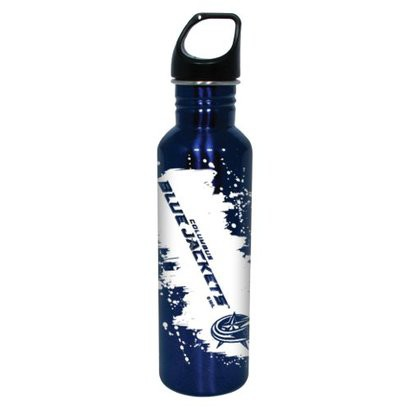 NHL Columbus Blue Jackets Water Bottle - Blue (26 oz.)