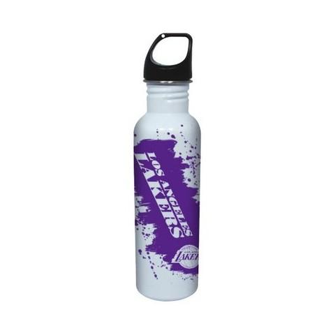 NBA Los Angeles Lakers Water Bottle - White (26 oz.)