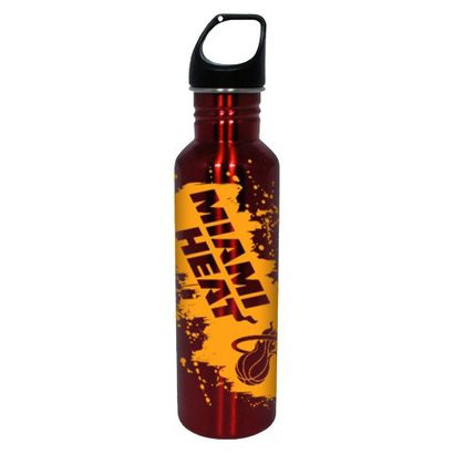 NBA Miami Heat Water Bottle - Red (26 oz.)