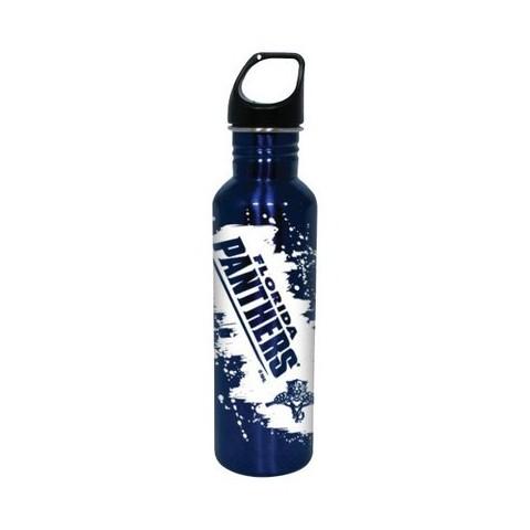 NHL Florida Panthers Water Bottle - Blue (26 oz.)