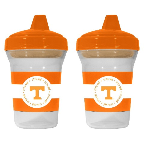 Baby Fanatic Tennessee Volunteers Sippy Cups (2-pack)