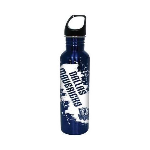 NBA Dallas Mavericks Water Bottle - Blue (26 oz.)