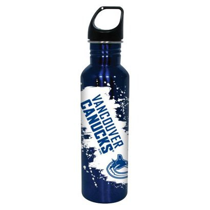 NHL Vancouver Canucks Water Bottle - Blue (26 oz.)