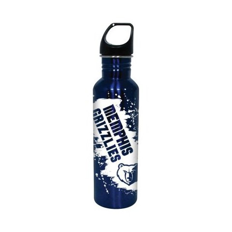 NBA Memphis Grizzlies Water Bottle - Blue (26 oz.)