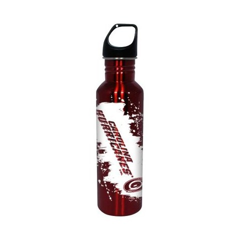 NHL Carolina Hurricanes Water Bottle - Red (26 oz.)