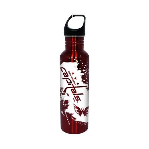 NHL Washington Capitols Water Bottle - Red (26 oz.)