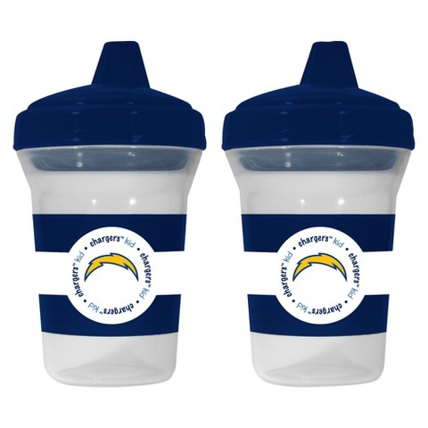 Baby Fanatic San Diego Chargers Sippy Cups (2-pack)