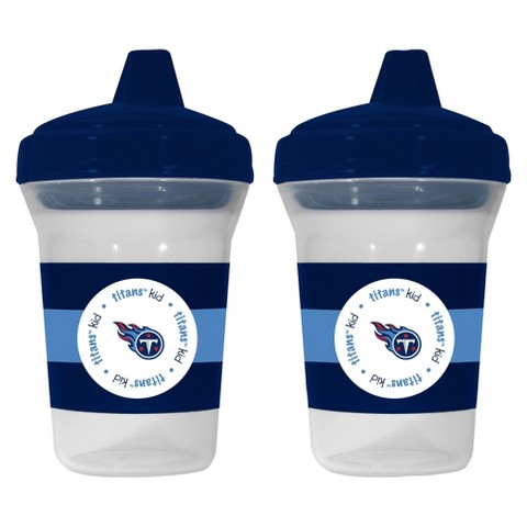 Baby Fanatic Tennessee Titans Sippy Cups (2-pack)