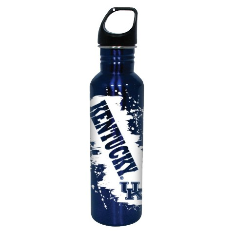 Kentucky Wildcats Water Bottle - Blue/White (26 oz.)