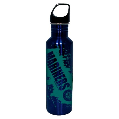 Seattle Mariners Water Bottle - Blue (26 oz.)