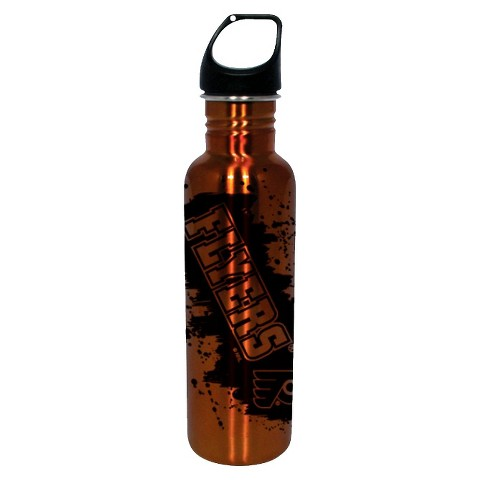 NHL Philadelphia Flyers Water Bottle - Orange (26 oz.)