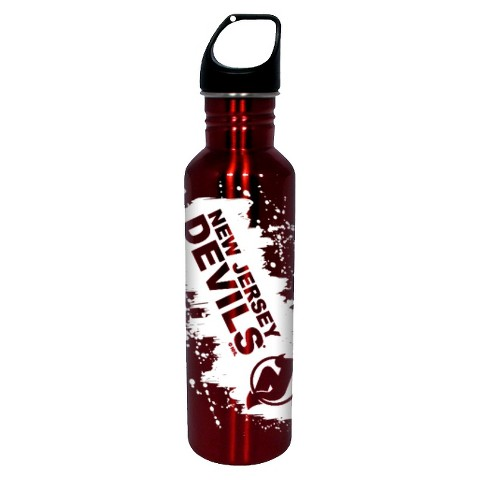 NHL New Jersey Devils Water Bottle - Red (26 oz.)