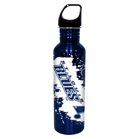 NHL St. Louis Blues Water Bottle - Blue (26 oz.)