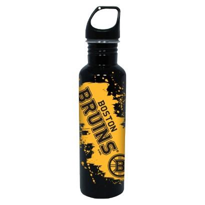 NHL Boston Bruins Water Bottle - Black (26 oz.)