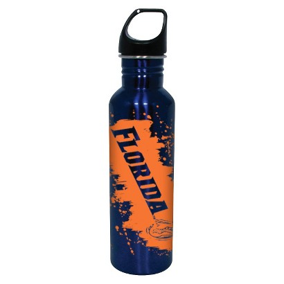 NCAA Florida Gators Water Bottle - Blue/Orange (26 oz.)