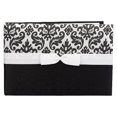 Enchanted Guest Book - Black