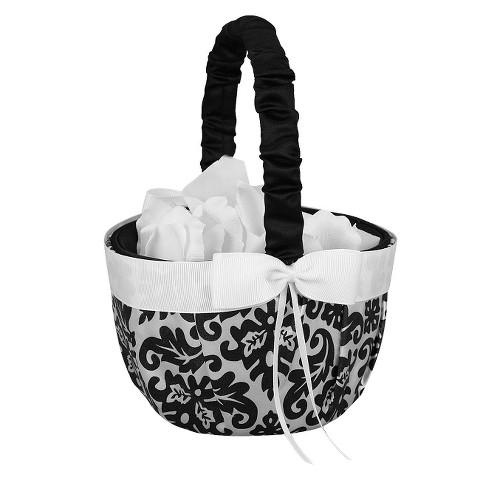 Enchanted Basket - Black