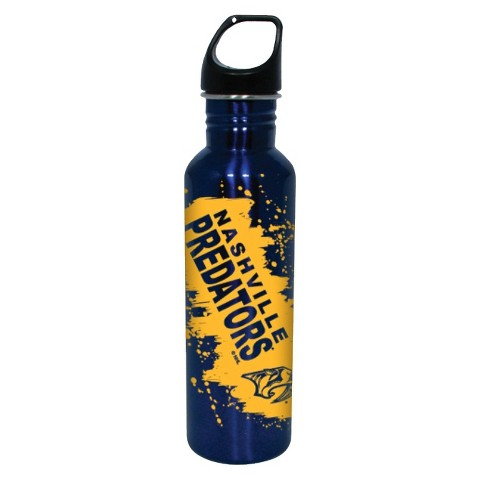 NHL Nashville Predators Water Bottle - Blue (26 oz.)
