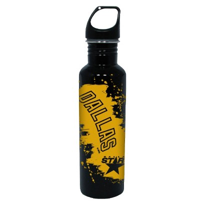 NHL Dallas Stars Water Bottle - Black (26 oz.)
